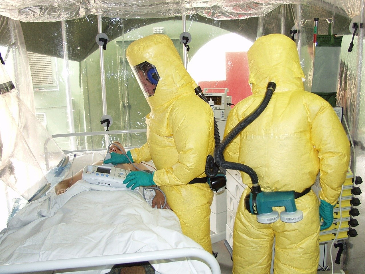 Ebola Isolation Infection Virus