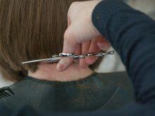 Hairdresser Scissors Hair Cut