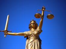 Justice Statue Lady Justice