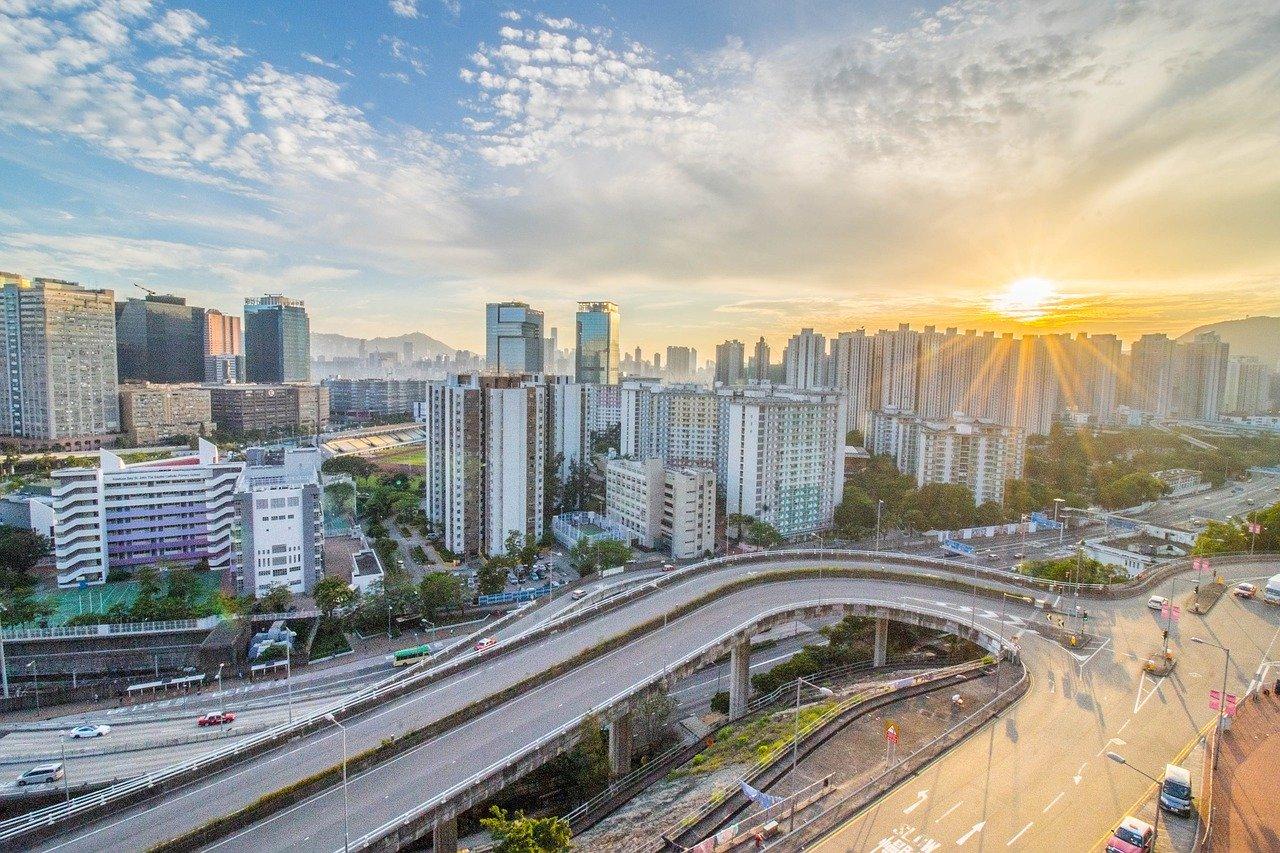 Hong Kong Hongkong City Cityscape  - jessicakwok / Pixabay