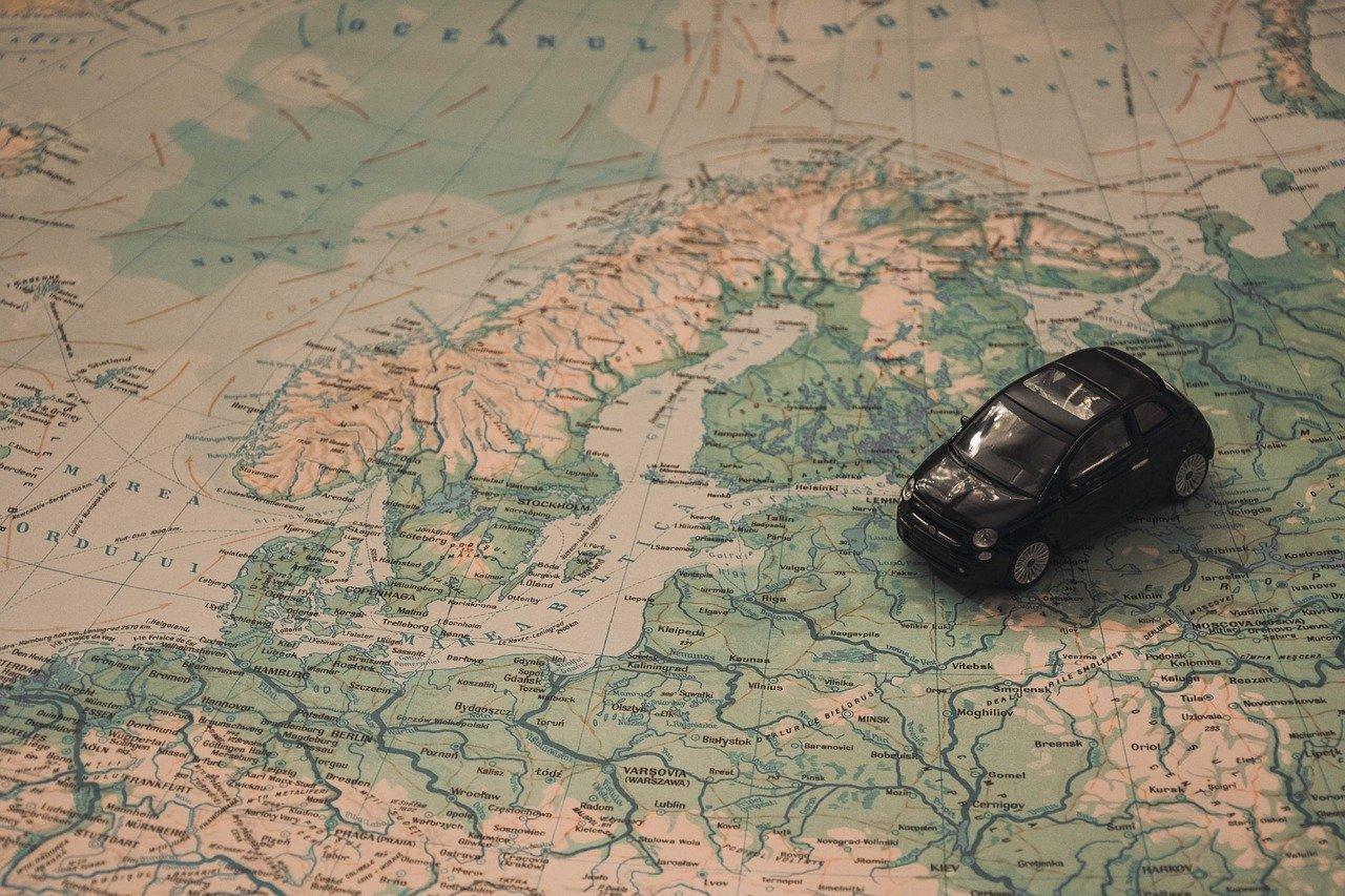 Bilferie Norden Europa
