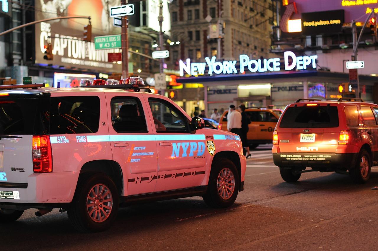Police New York Road Auto Machine  - Angelo_Giordano / Pixabay