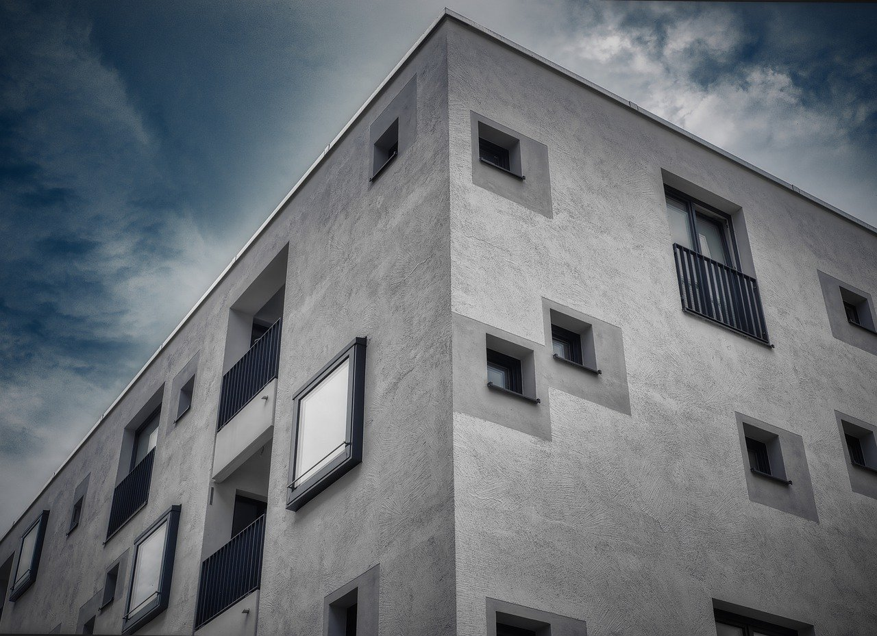 House Clouds Sky Building City  - JWegscheider / Pixabay