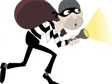 Burglar Criminal Thief Robber  - bgs_digital_creator / Pixabay