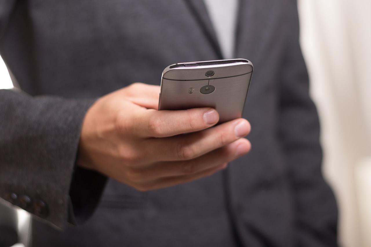 Smartphone app corona