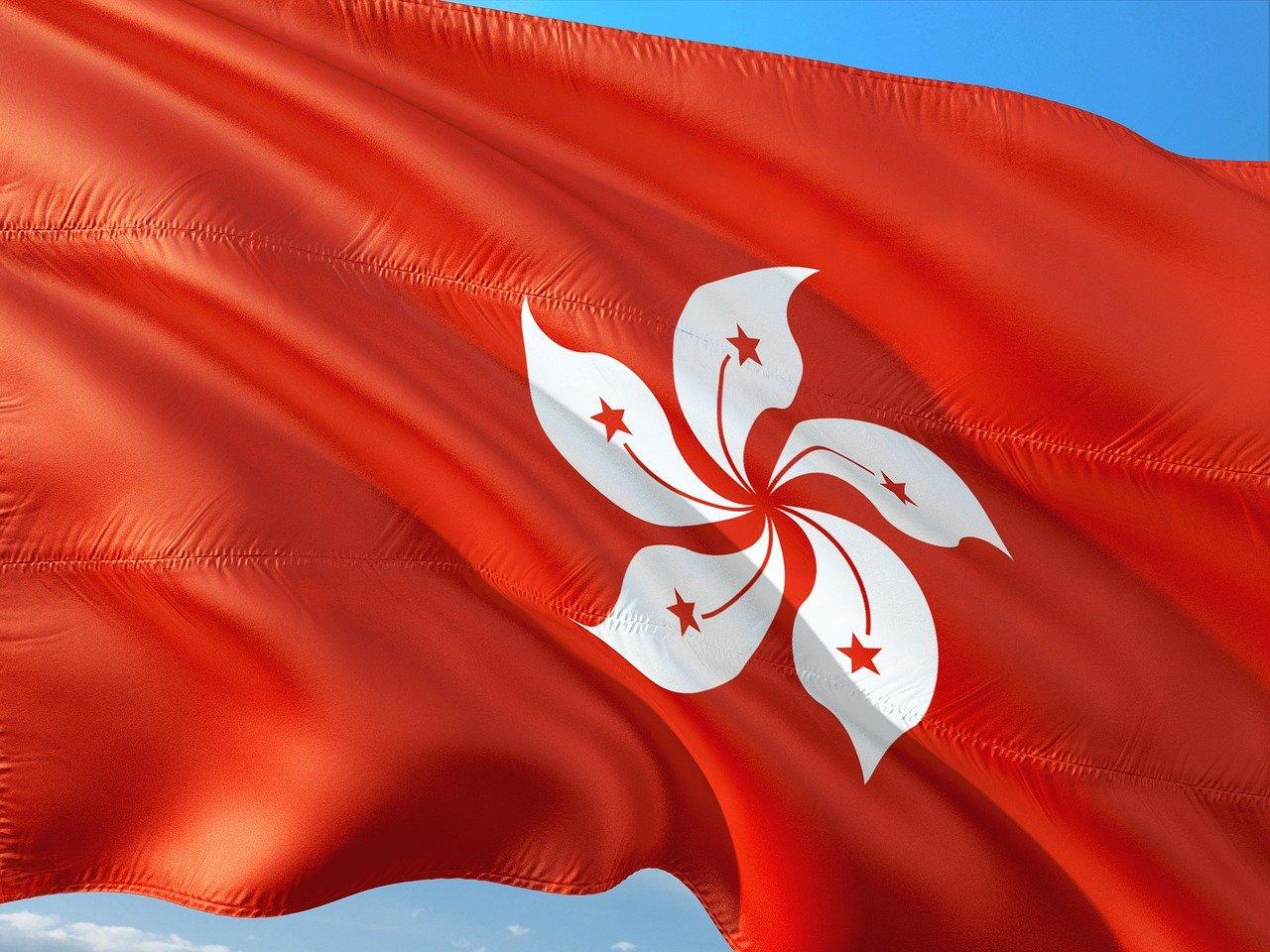 International Flag Hong Kong  - jorono / Pixabay