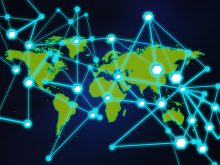 Network Social Globe World Earth  - geralt / Pixabay